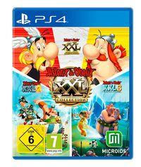 Hier klicken, um das Cover von Asterix & Obelix XXL: Collection (PS4) zu vergrößern