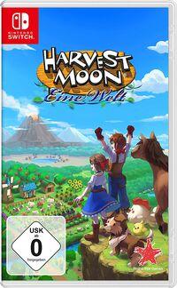 Hier klicken, um das Cover von Harvest Moon: One World (Switch) zu vergrößern