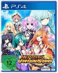 Hier klicken, um das Cover von Neptunia Virtual Stars (PS4) zu vergrößern
