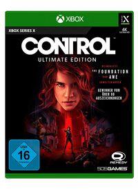 Hier klicken, um das Cover von Control Ultimate Edition (Xbox Series X) zu vergrößern