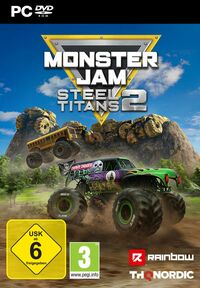 Hier klicken, um das Cover von Monster Jam Steel Titans 2 (PC) zu vergrößern