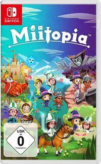 Hier klicken, um das Cover von Miitopia (Switch) zu vergrößern