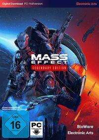Hier klicken, um das Cover von MASS EFFECT Legendary Edition (PC) zu vergrößern