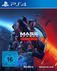 Hier klicken, um das Cover von MASS EFFECT Legendary Edition (PS4) zu vergrößern