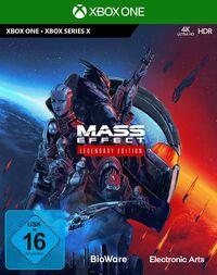 Hier klicken, um das Cover von MASS EFFECT Legendary Edition (Xbox One) zu vergrößern