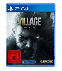 Hier klicken, um das Cover von Resident Evil Village (PS4) zu vergrößern