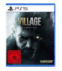 Hier klicken, um das Cover von Resident Evil Village (PS5) zu vergrößern
