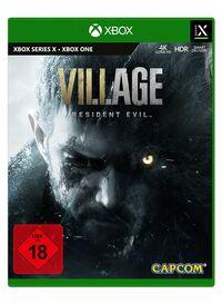 Hier klicken, um das Cover von Resident Evil Village (Xbox One) zu vergrößern