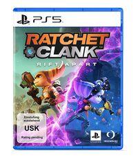 Hier klicken, um das Cover von Ratchet & Clank: Rift Apart (Ps5) zu vergrößern