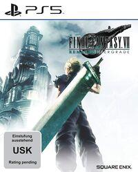 Hier klicken, um das Cover von FINAL FANTASY VII REMAKE INTERGRADE (PS5) zu vergrößern