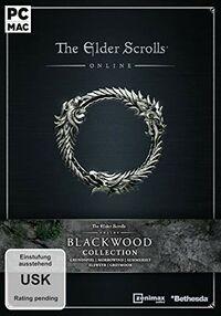 Hier klicken, um das Cover von The Elder Scrolls Online Collection: Blackwood (PC) zu vergrößern