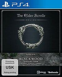 Hier klicken, um das Cover von The Elder Scrolls Online Collection: Blackwood (PS4) zu vergrößern