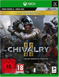 Hier klicken, um das Cover von Chivalry 2 Day One Edition (Xbox Series X) zu vergrößern
