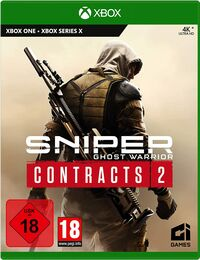 Hier klicken, um das Cover von Sniper Ghost Warrior Contracts 2 (Xbox Series X) zu vergrößern