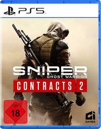 Hier klicken, um das Cover von Sniper Ghost Warrior Contracts 2 (PS5) zu vergrößern