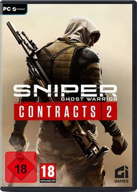 Hier klicken, um das Cover von Sniper Ghost Warrior Contracts 2 (PC) zu vergrößern
