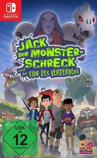 Hier klicken, um das Cover von Jack der Monsterschreck (The Last Kids on Earth) (Swittch) zu vergrößern