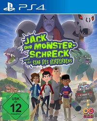 Hier klicken, um das Cover von Jack Der Monsterschreck (The Last Kids on Earth) (Ps4) zu vergrößern