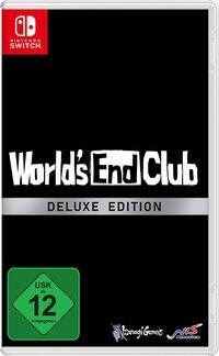 Hier klicken, um das Cover von World's End Club - Deluxe Edition (Switch) zu vergrößern