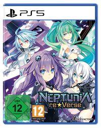 Hier klicken, um das Cover von Neptunia ReVerse – Day One Edition (Ps5) zu vergrößern
