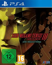 Hier klicken, um das Cover von Shin Megami Tensei III Nocturne HD Remaster (PS4) zu vergrößern