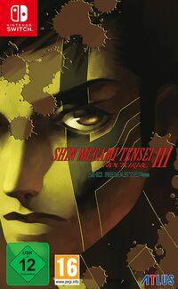 Hier klicken, um das Cover von Shin Megami Tensei III Nocturne HD Remaster (Switch) zu vergrößern