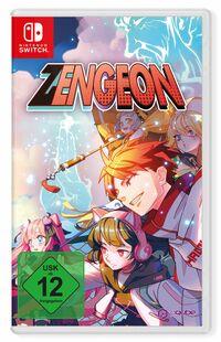 Hier klicken, um das Cover von Zengeon (Switch) zu vergrößern