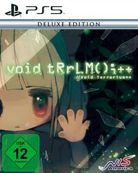 Hier klicken, um das Cover von void tRrLM(); //Void Terrarium Deluxe Edition (PS5) zu vergrößern