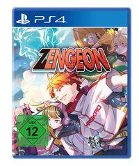 Hier klicken, um das Cover von Zengeon (PS4) zu vergrößern