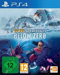 Hier klicken, um das Cover von Subnautica: Below Zero (PS4) zu vergrößern
