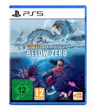 Hier klicken, um das Cover von Subnautica: Below Zero (PS5) zu vergrößern