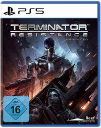 Hier klicken, um das Cover von Terminator: Resistance Enhanced (PS5) zu vergrößern