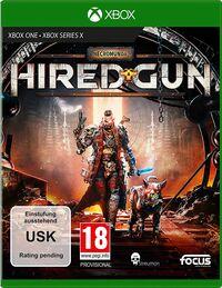 Hier klicken, um das Cover von Necromunda: Hired Gun (XBox Series X) zu vergrößern