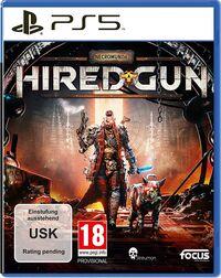 Hier klicken, um das Cover von Necromunda: Hired Gun (PS5) zu vergrößern