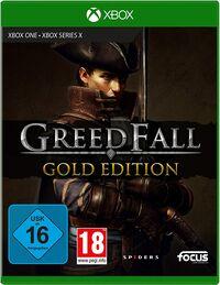 Hier klicken, um das Cover von Greedfall Gold Edition (Xbox Series X) zu vergrößern