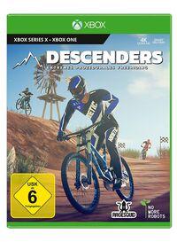 Hier klicken, um das Cover von Descenders (Xbox Series X) zu vergrößern