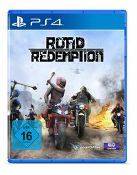 Hier klicken, um das Cover von Road Redemption (PS4) zu vergrößern