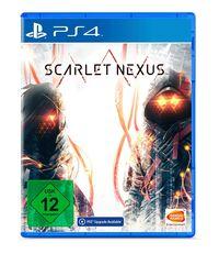 Hier klicken, um das Cover von Scarlet Nexus (PS4) zu vergrößern
