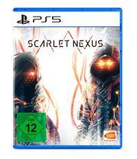 Hier klicken, um das Cover von Scarlet Nexus (PS5) zu vergrößern