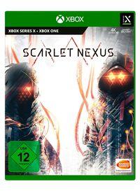 Hier klicken, um das Cover von Scarlet Nexus (Xbox Series X) zu vergrößern
