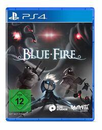 Hier klicken, um das Cover von Blue Fire (PS4) zu vergrößern
