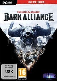 Hier klicken, um das Cover von Dungeons & Dragons Dark Alliance (PC) zu vergrößern