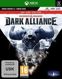 Hier klicken, um das Cover von Dungeons & Dragons Dark Alliance (Xbox One) zu vergrößern