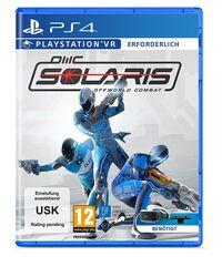 Hier klicken, um das Cover von Solaris: Off World Combat (PS VR) zu vergrößern
