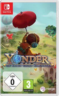 Hier klicken, um das Cover von Yonder - The Cloud Catcher (SWitch) zu vergrößern