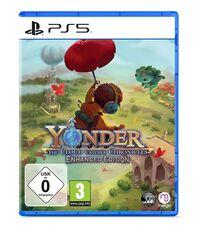 Hier klicken, um das Cover von Yonder - The Cloud Catcher (PS5) zu vergrößern