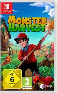 Hier klicken, um das Cover von Monster Harvest (Switch) zu vergrößern