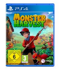 Hier klicken, um das Cover von Monster Harvest (PS4) zu vergrößern