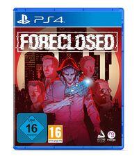 Hier klicken, um das Cover von Foreclosed (PS4) zu vergrößern
