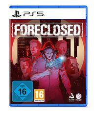 Hier klicken, um das Cover von Foreclosed (PS5) zu vergrößern